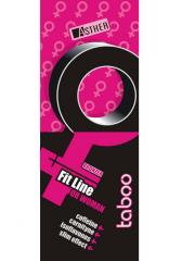 Крем для загара в солярии женщинам Fit Line