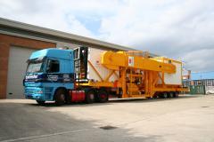 Mobile asphalt plant Parker RoadStar 1000 - 80t/h