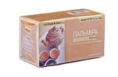 Herbal tea invigorating tonic morning.