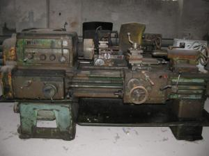 The second-hand lathe 1K62 to Buy CHEAP