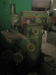 Second-hand milling shirokouniversalny machine