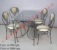 Shod furniture