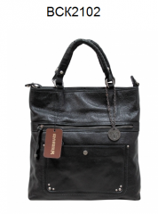Women bag from genuine Italian leather