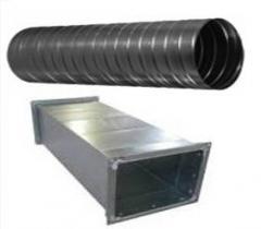 Воздуховоды для вентиляционного оборудования