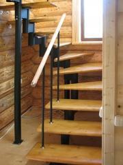 Лестницы из металла. Лестницы для дома