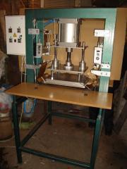 Полуавтомат для гарячего тиснения мод. ГТ-450