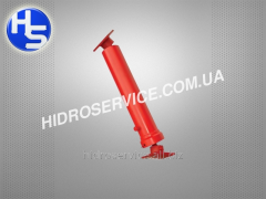 Hydraulic cylinder of the trailer 1PTS-9