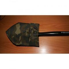 Чехол на лопату Лопата сапёрная Fiskars PS2500