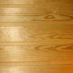 Lining wooden pine, linden