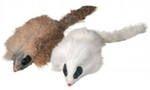 Camon (Камон) NAT мышь меховая длинношерстная 11см