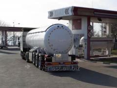Semi-gas carrier LPG