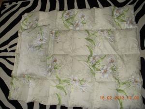 Детское пуховое одеяло