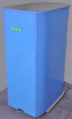 Eliminadores de hierro de agua