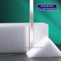 Cloth tape a raskroyny knife of Dakin-Flathers