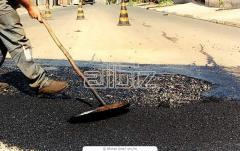 Asphalt road abz
