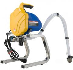 The painting device of airless dispersion of E - Pro 117