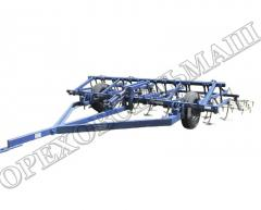 Cultivator the hook-on strengthened KPP-4S