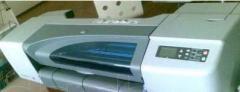Плоттер HP Designjet 500 Plus 24 (61cm)