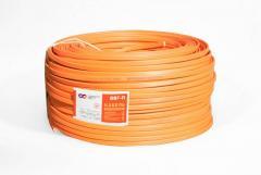 ВВГ-П нгд-LS 2х6,0мм² СКЗ оранжевый (100% ГОСТ)