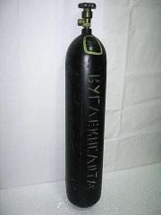Cylinder of carbon dioxide 10 l. GOST949-73