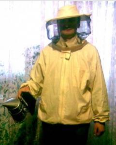 Куртка пчеловода (тип 2)