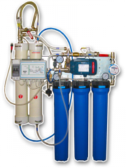 System of water treatment RO-600