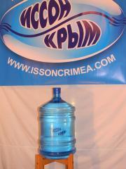 Доставка артезианской воды в Крыму. Живая чистая
