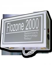 Ozonizer for Flozone water