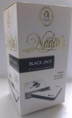 чай в пакетиках NADIN, Black Jack