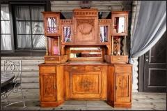 Реставрация и декорирование старинной и