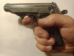 Газовый пистолет Walther PP Made in Germany, кал.