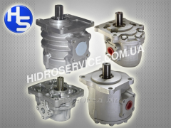 Hydraulic pumps from the producer.