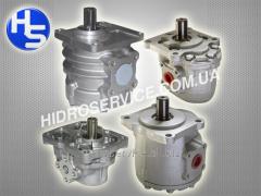 Pump gear NSh71A.