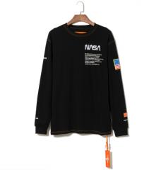Лонгслив Heron Preston x NASA Black