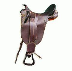 Saddle western