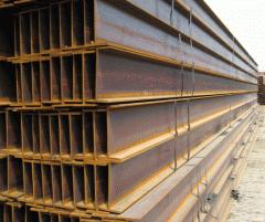 Балка металлические применяются в крупнопанельном,