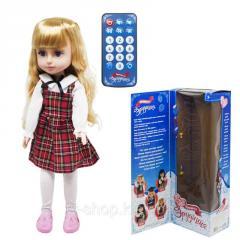 """Интерактивная кукла с пультом """"Принцесса"""