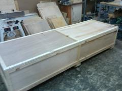 Plywood packing