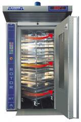 Rotational aldegheri forni rt 120 furnace