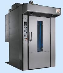 Rotational bassanina rotor e 88 furnace