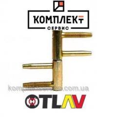 Дверная 4-х штыревая петля Otlav D14