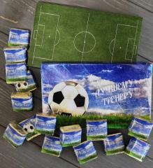 Шоколадный подарок Тренеру по футболу