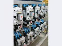 The equipment is electrotechnical