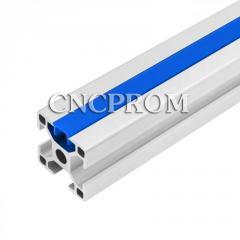 Заглушка пазовая, паз 8 мм, 2000 мм, синий