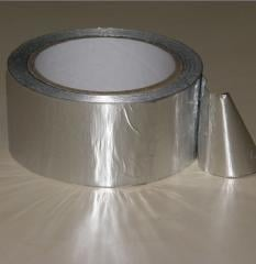 The aluminum adhesive tape reinforced