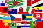 Прапори суднові країн миру й сигнальні МСС