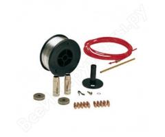 Набор кабеля для сварки алюминия 0.8 - 1.0 мм Telwin 802115