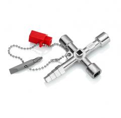 Ключ для электрошкафов - Knipex 00 11 04
