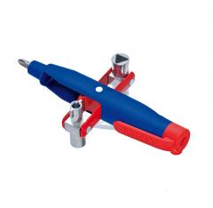 Штифтовый ключ для электрошкафов - Knipex 00 11 07