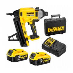 Аккумуляторный гвоздезабиватель - DeWALT DCN890P2